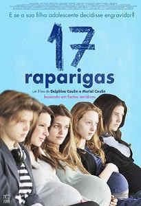 17 Raparigas poster