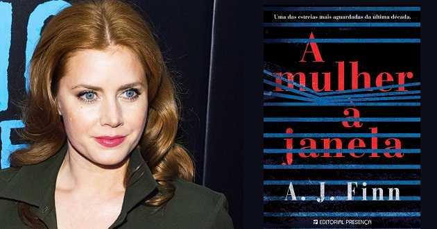 Amy Adams confirmada como protagonista da adaptação de