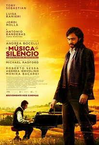 Poster do filme A Música do Silêncio