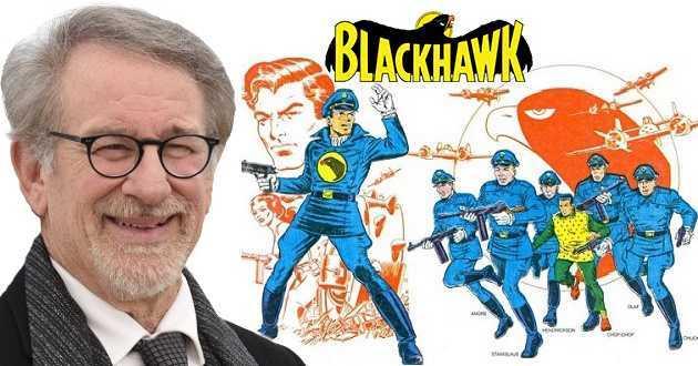 Steven Spielberg juntou-se à DC para produzir e talvez dirigir