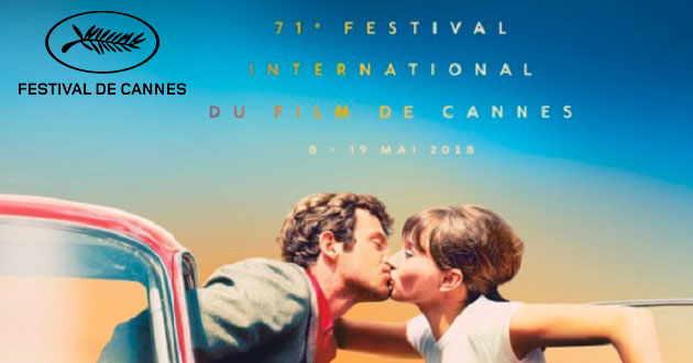 Divulgada a seleção oficial da 71ª edição do Festival de Cannes