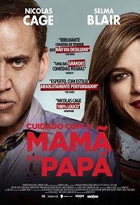 Cuidado com a Mamã e o Papã poster