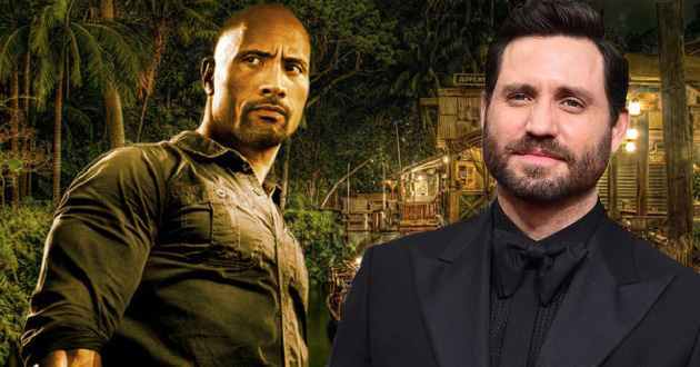 Edgar Ramirez juntou-se a Dwayne Johnson no elenco de