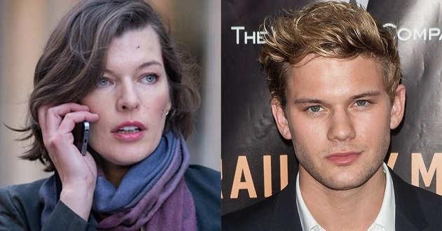 Milla Jovovich e Jeremy Irvine confirmados no elenco de