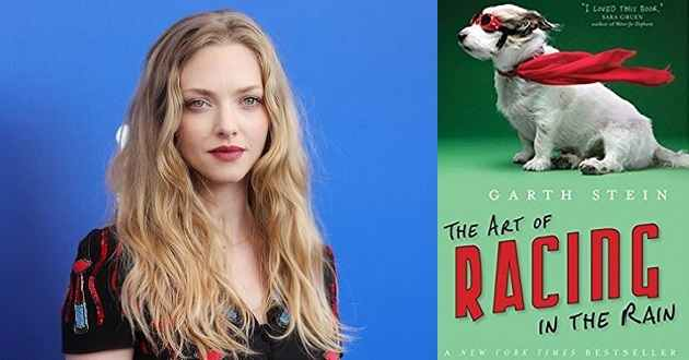 The Art of Racing in the Rain_Amanda Seyfried