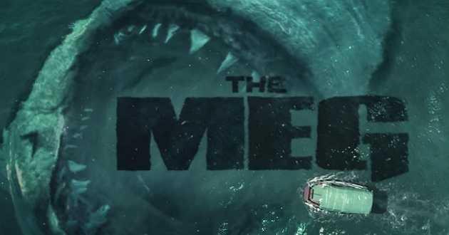 Jason Statham enfrenta um gigantesco tubarão assassino. Trailer oficial de