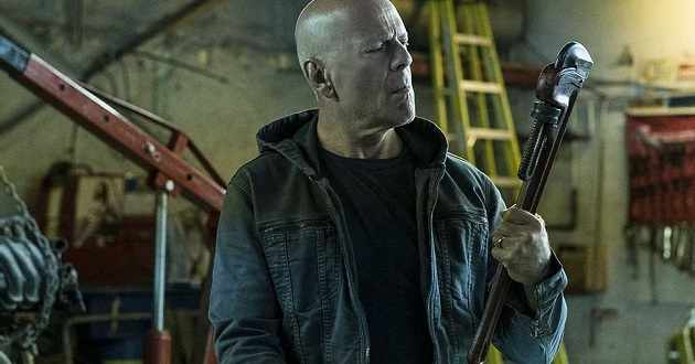 Bruce Willis no trailer português do filme de ação