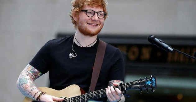 Ed Sheeran em negociações para o elenco do novo filme de Danny Boyle
