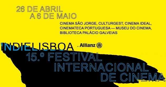 15ª edição do IndieLisboa - Festival Internacional de Cinema