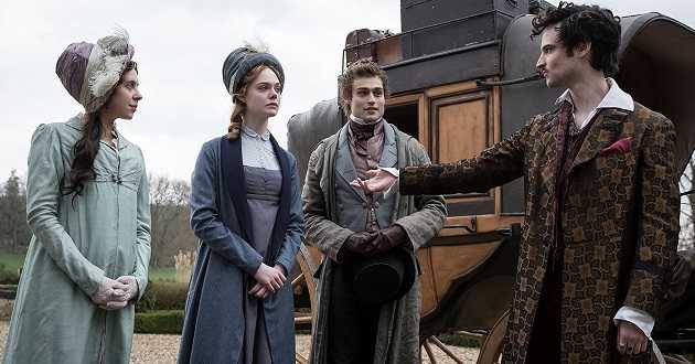Elle Fanning é Mary Shelley no primeiro trailer do biopic de Haifaa Al Mansour