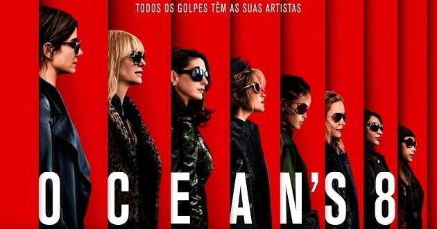 Sandra Bullock lidera o assalto do século no novo trailer português de