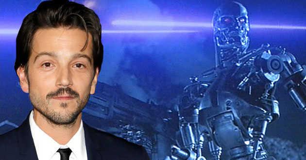 Gabriel Luna será o novo Exterminador Implacável no reboot da franquia