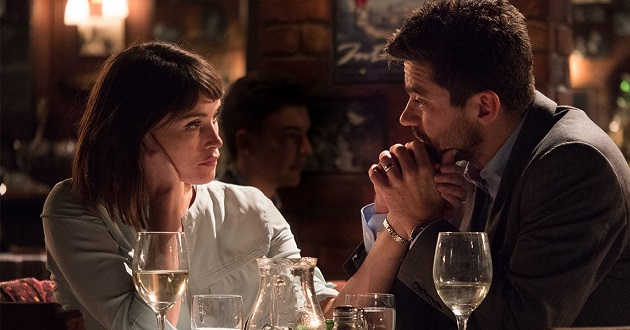Gemma Arterton e Dominic Cooper no primeiro trailer do drama
