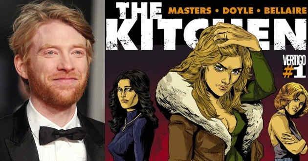 Domhnall Gleeson anexado ao elenco da adaptação de