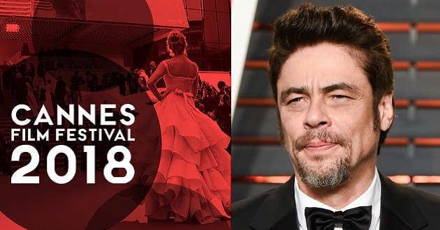 Cannes 2018: Benicio Del Toro será o presidente do júri da secção Un Certain Regard