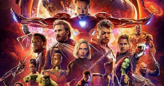 Vingadores Guerra do Infinito recordes Box Office