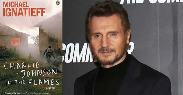 Liam Neeson no thriller Charlie Johnson In The Flames