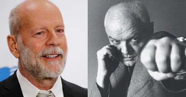 Bruce Willis interpretará o lendário treinador de boxe Cus D'Amato em