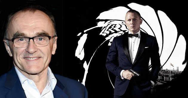 O realizador Danny Boyle e o ator Daniel Craig confirmados oficialmente para