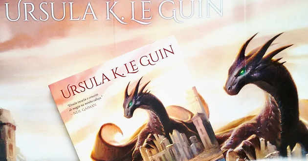 Earthsea série de livros de Ursula K Le Guin