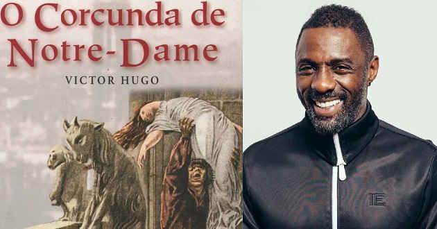 Idris Elba será o Corcunda de Notre Dame numa versão moderna da Netflix