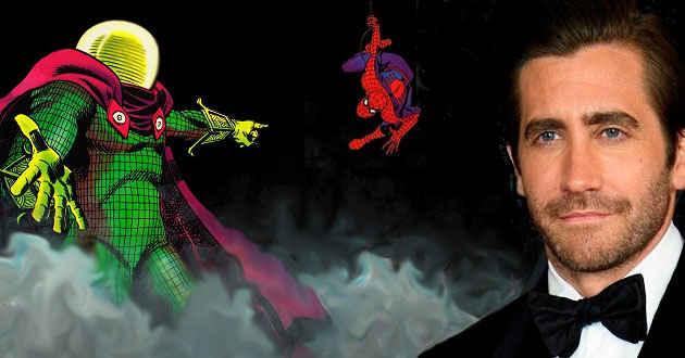 Jake Gyllenhaal poderá ser o vilão Mystério na sequela de