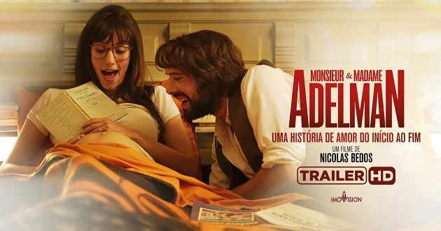 Trailer português do drama romântico