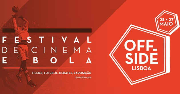 1º Festival Cinema Offside Lisboa 2018