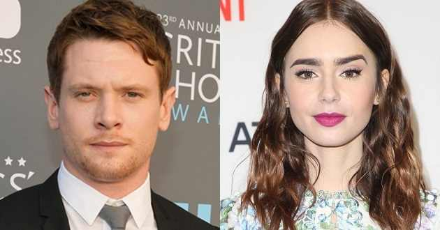 Jack O'Connell e Lily Collins serão os protagonista do drama familiar