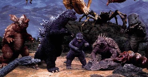 Japonesa Toho Company com planos para criar o seu próprio universo de monstros