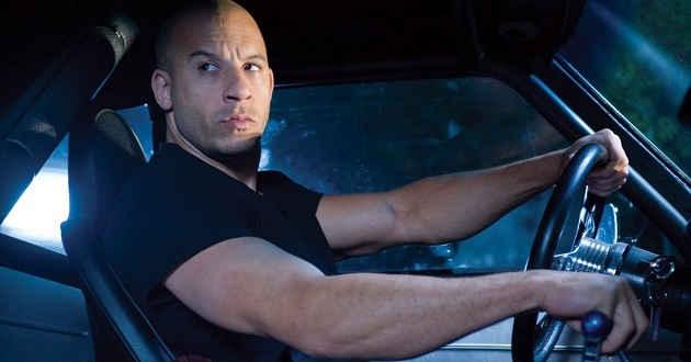Vin Diesel protagonista de Muscle
