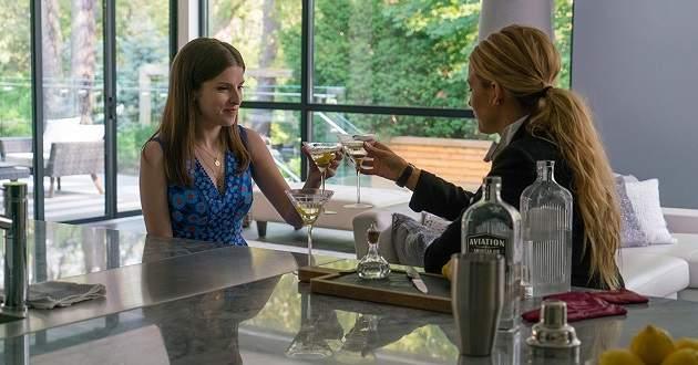 Blake Lively e Anna Kendrick no primeiro teaser trailer do thriller
