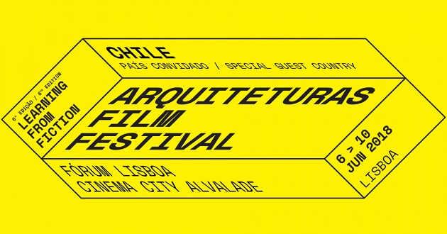 Arquiteturas Film Festival: 6ª edição vai decorrer entre 6 e 10 de junho