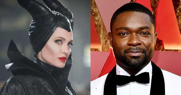 Angelina Jolie e David Oyelowo em negociações para o elenco de