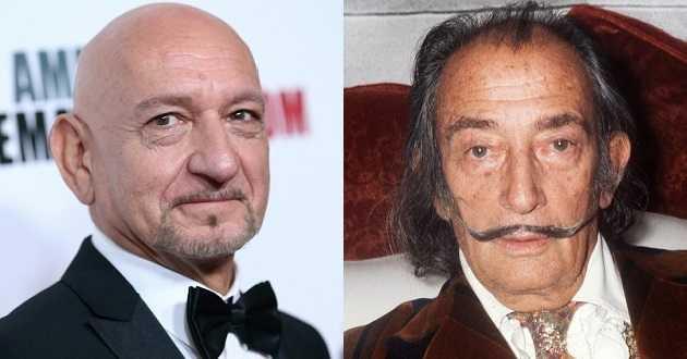 Ben Kingsley interpretará Salvador Dalí no filme biográfico