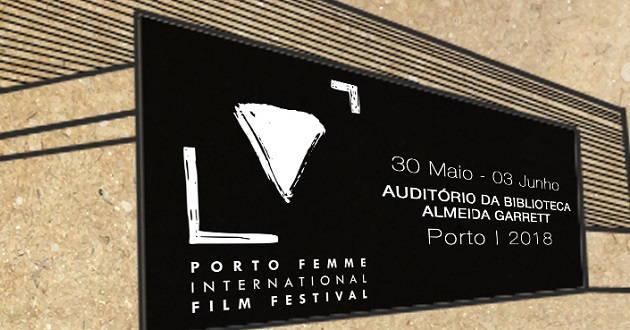 Porto Femme – Festival Internacional de Cinema: Cinema no feminino de 30 de maio a 3 de junho
