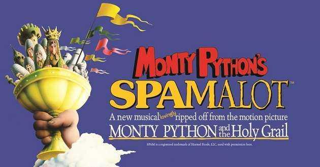 Spamalot dos Monty Python adaptado num filme