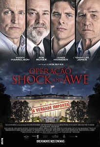 Poster do filme Operacao Shock And Wave