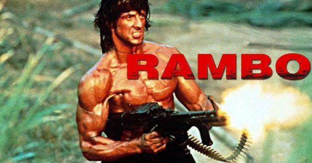 Sylvester Stallone em Rambo V