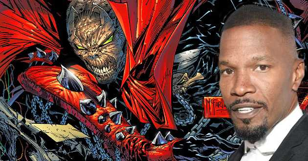 Jamie Foxx confirmado como o soldado demoníaco no reboot de