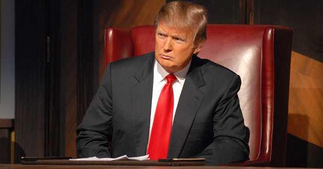 The Apprentice biopic sobre Donald Trump