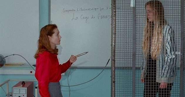 trailer português de Madame Hyde