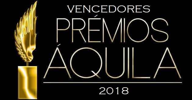 Prémios Áquila 2018 - Vencedores