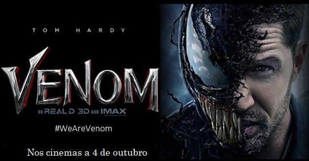 Site transforma foto em Venom