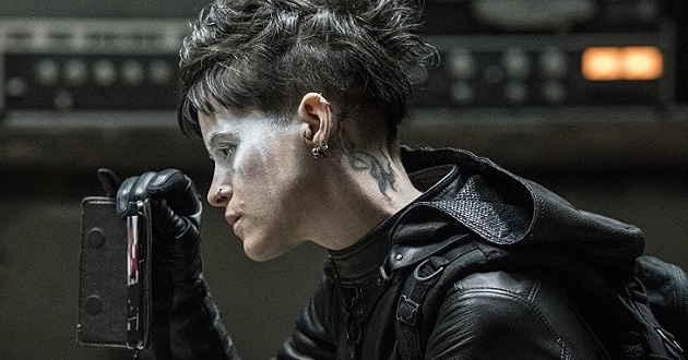 Clare Foy é a nova Lisbeth Salander no trailer português de