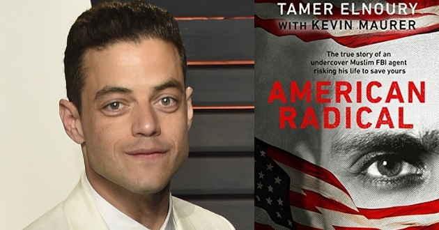 Rami Malek será o protagonista de American Radical