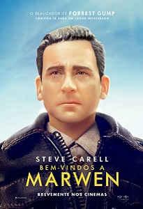Poster do filme Bem-vindos a Marwen