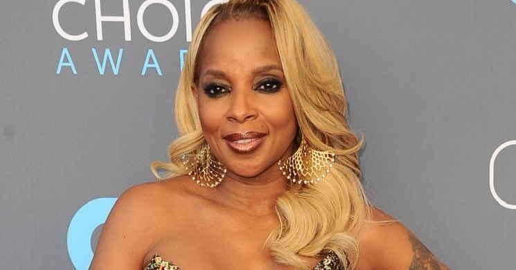 Mary J. Blige será a protagonista do filme de terror