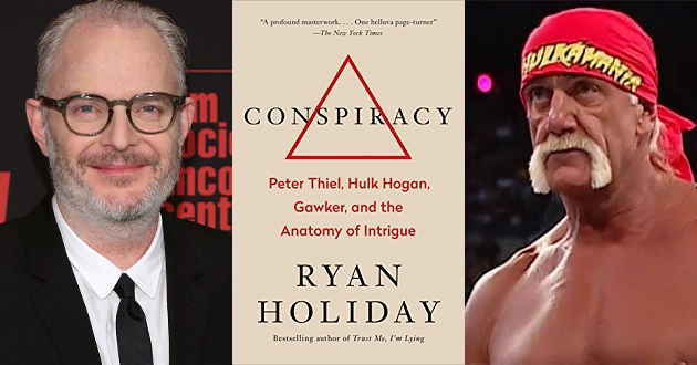 Filme sobre o escândalo do vídeo sexual de  Hulk Hogan será dirigido por Francis Lawrence
