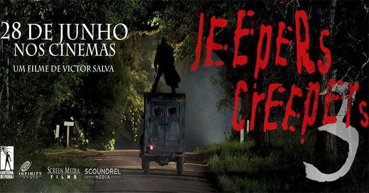 Trailer português do filme Jeepers Creepers 3